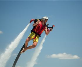 Jetpack Flyboard Adventures - Accommodation Sydney