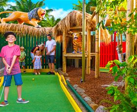 Putt Putt Mermaid Beach - Accommodation Sydney