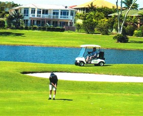 Emerald Downs Golf Course - Accommodation Sydney
