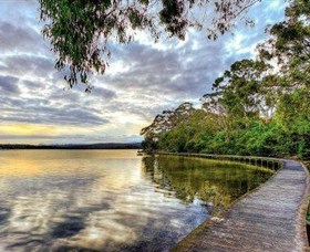 Merimbula Boardwalk - Accommodation Sydney
