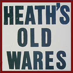 Heaths Old Wares Collectables  Industrial Antiques - Accommodation Sydney