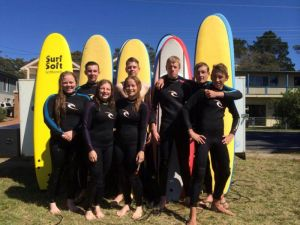 Broulee Surf School - Accommodation Sydney