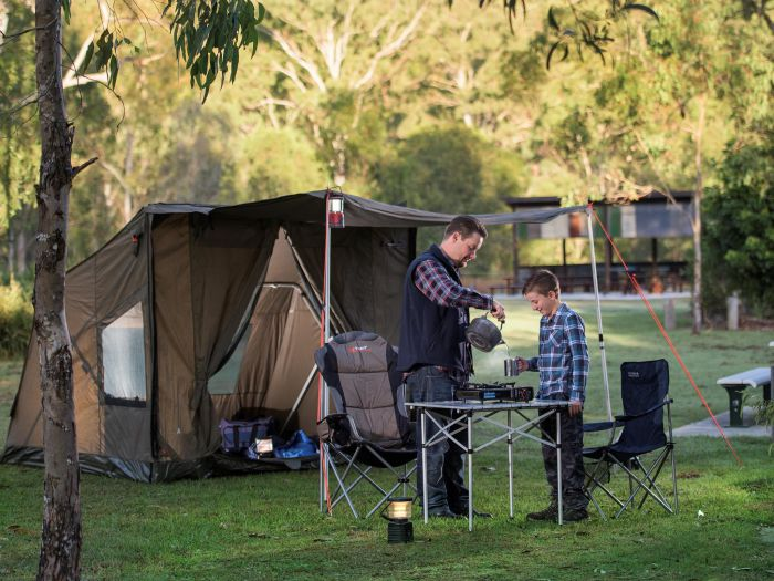 Hardings Paddock Campground - Accommodation Sydney