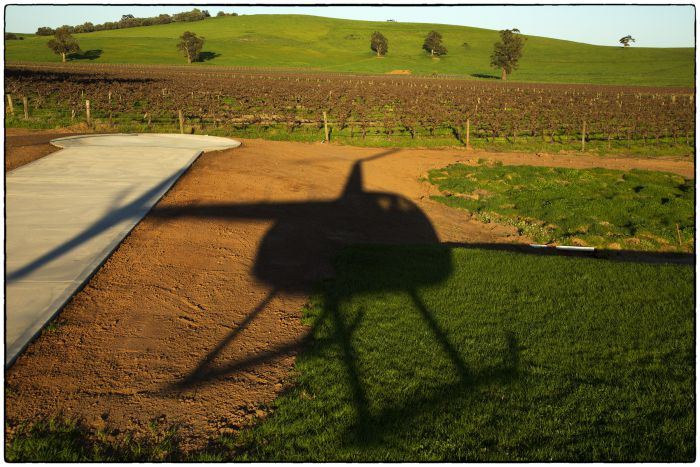 Barossa Helicopters Pty Ltd - Accommodation Sydney