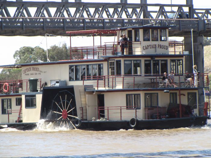 Captain Proud Paddleboat Cruises - Accommodation Sydney