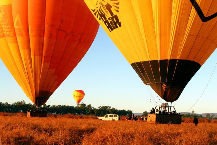 Hot Air Balloon Scenic Rim - Accommodation Sydney