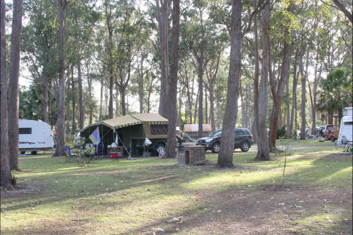 Darlington Beach NRMA Holiday Park - Accommodation Sydney
