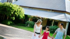 Lanyon Homestead - Accommodation Sydney
