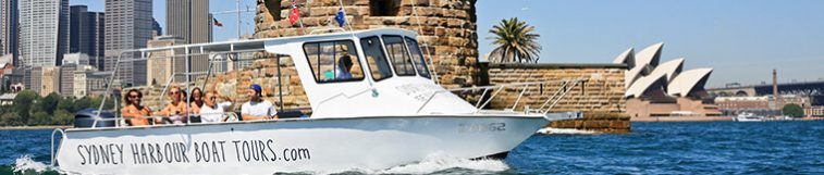 Sydney Harbour Boat Tours - Accommodation Sydney