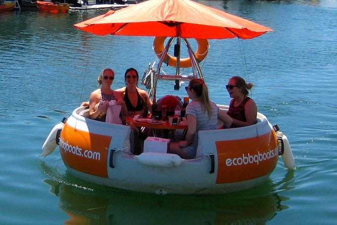 Self-Drive BBQ Boat Hire Mandurah - Group of 3 - 6 people - Accommodation Sydney