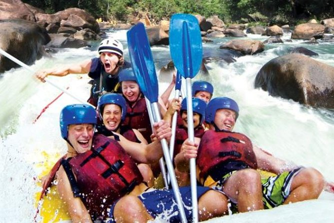 Tully River Full-Day White Water Rafting from Cairns including Lunch - Accommodation Sydney