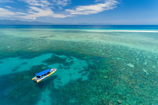 Ocean Safari Great Barrier Reef Experience in Cape Tribulation - Accommodation Sydney