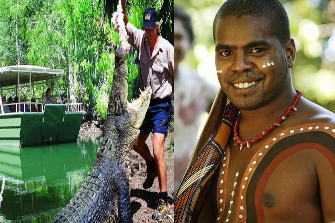 Hartley's Crocodile Adventures and Tjapukai Cultural Park Day Trip from Cairns - Accommodation Sydney