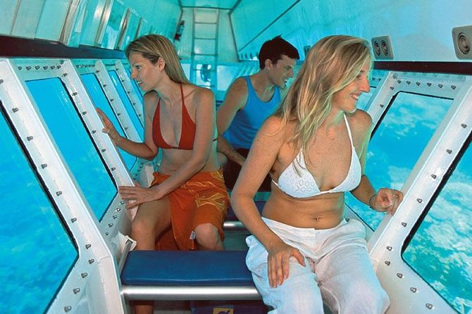 Quicksilver Outer Great Barrier Reef Snorkel Cruise from Palm Cove - Accommodation Sydney