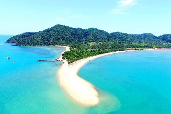Dunk Island Round-Trip Water Taxi Transfer from Mission Beach - Accommodation Sydney