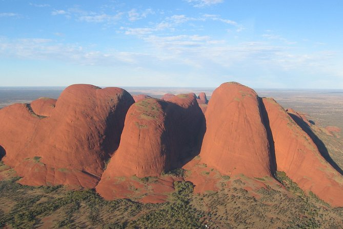 Kata Tjuta and Uluru Grand View Helicopter Flight - Accommodation Sydney