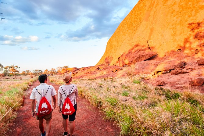 Uluru Sunrise and Guided Base Walk - Accommodation Sydney