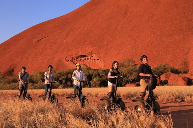 Quarter Uluru Segway  Sunset - Accommodation Sydney