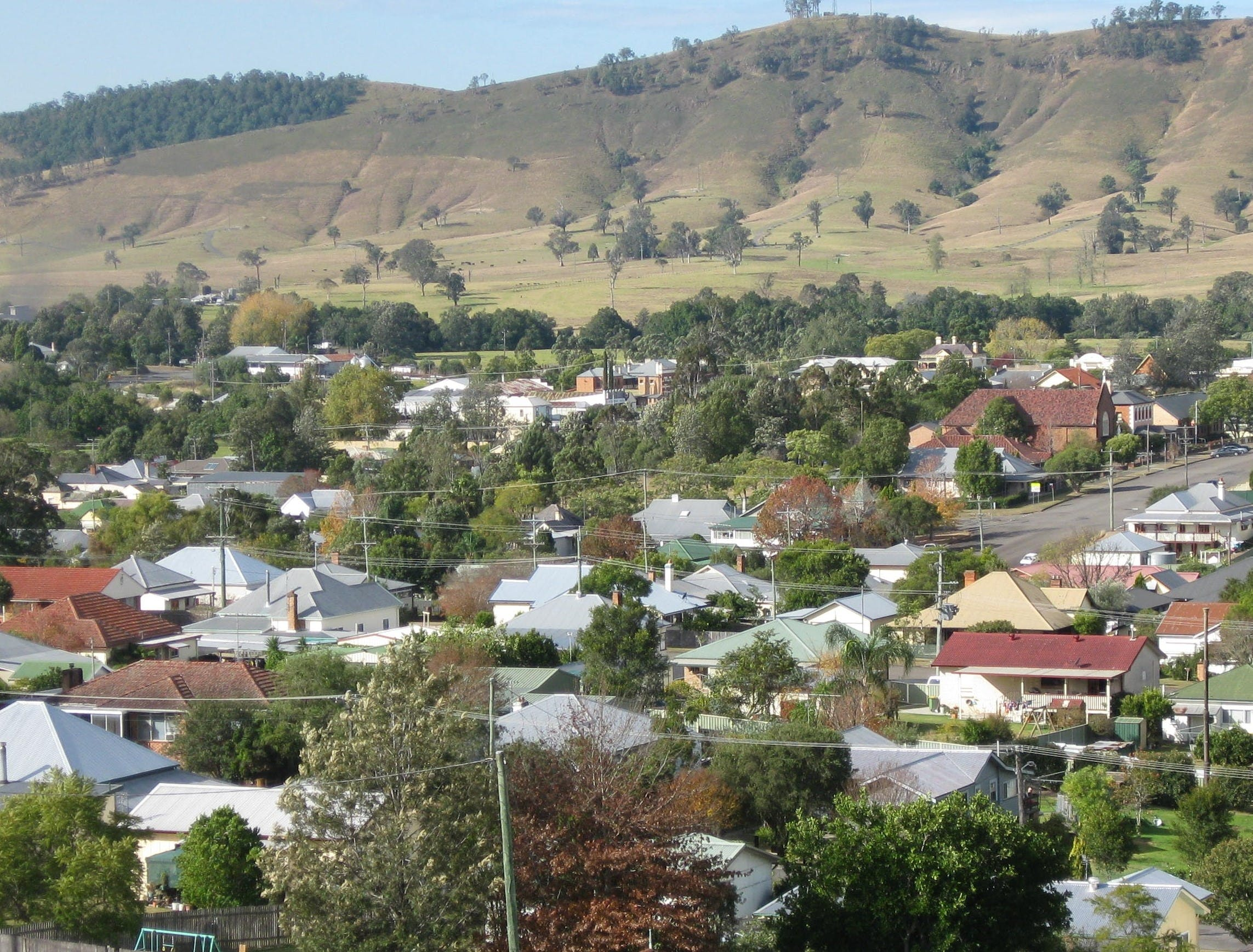 Dungog - Accommodation Sydney