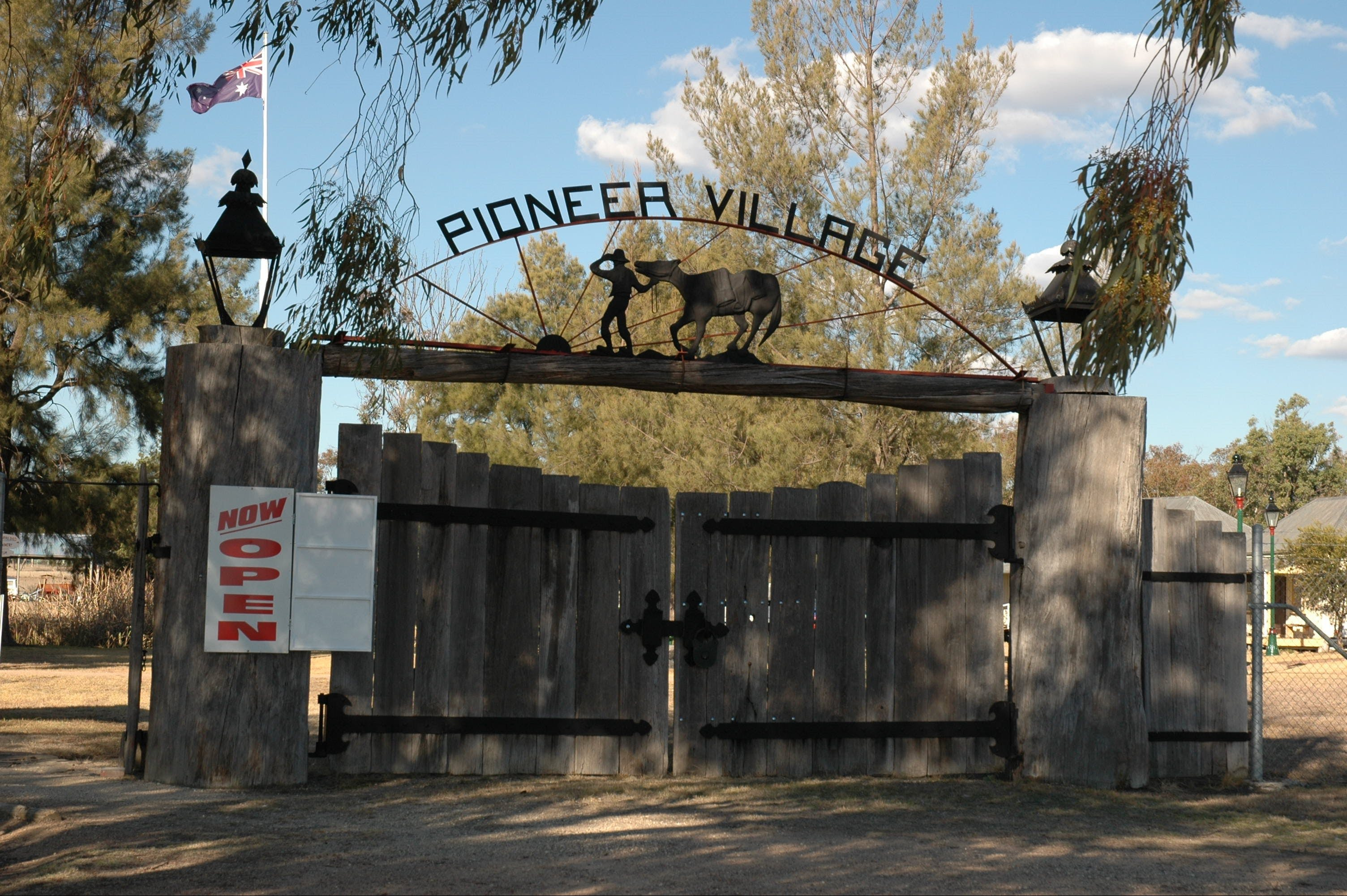 Inverell Pioneer Village - Accommodation Sydney