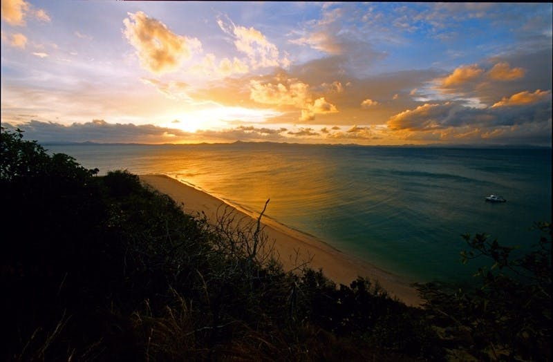 North Keppel Island Hilltop Trail - Accommodation Sydney