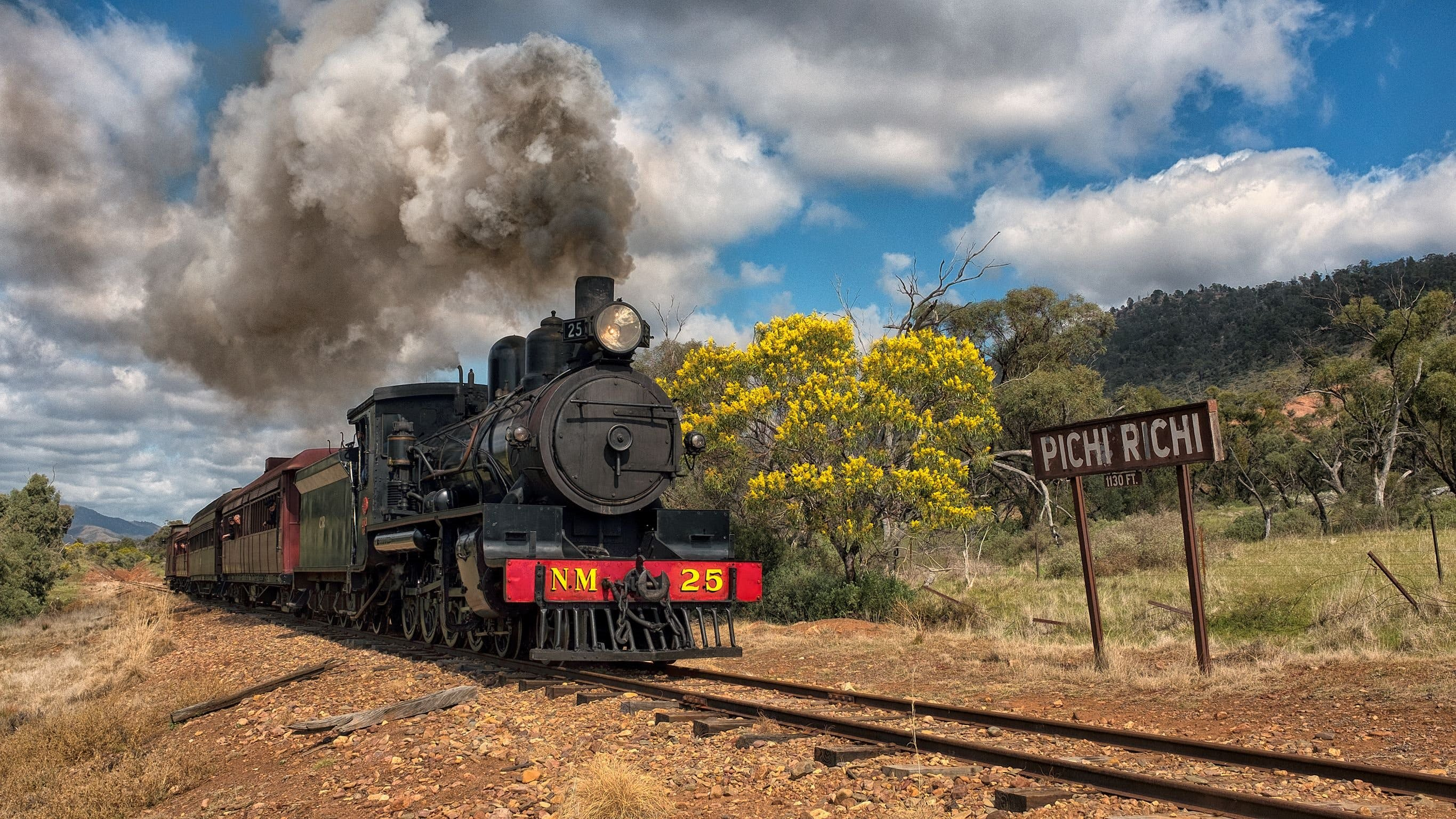 Pichi Richi Railway - Accommodation Sydney