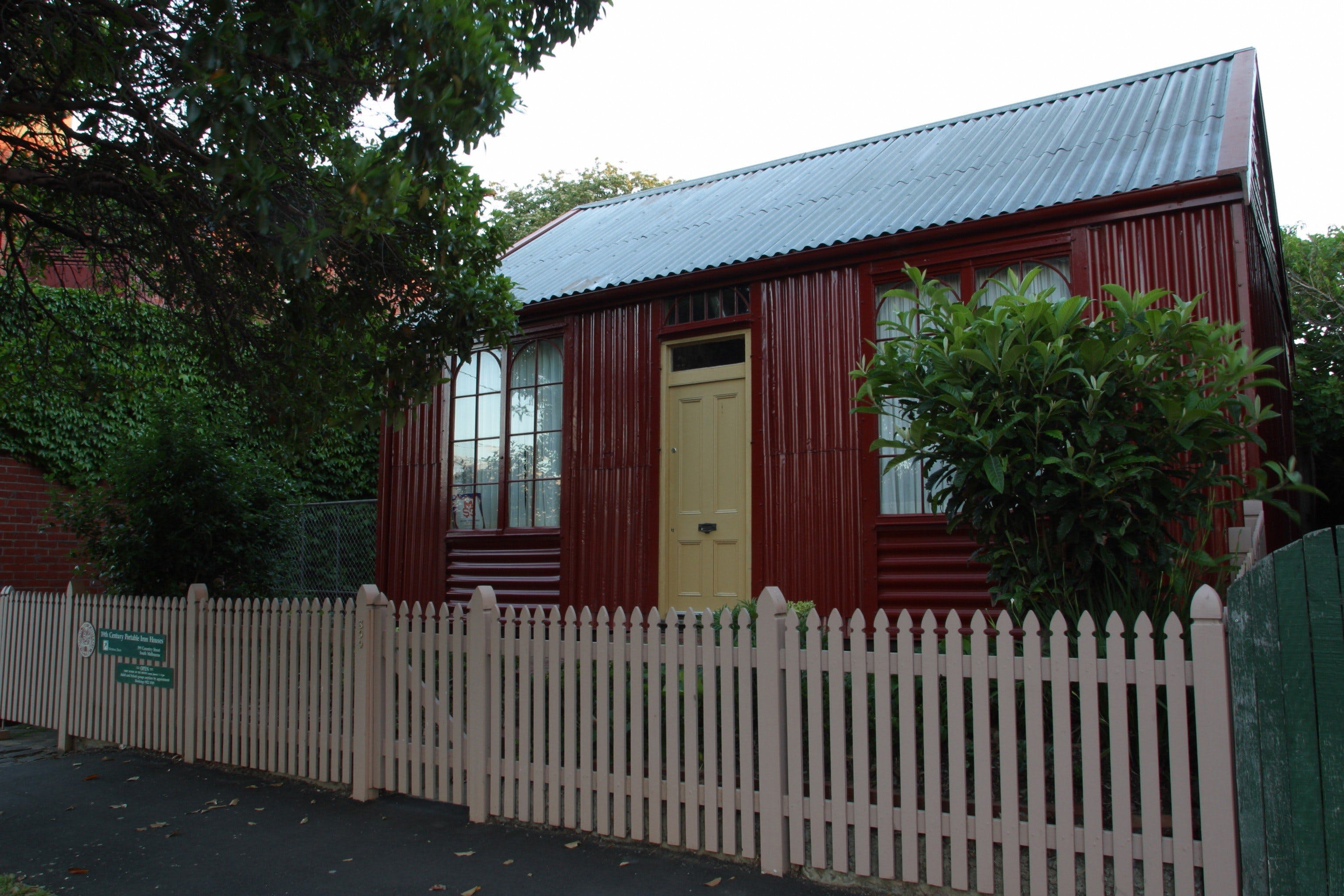Portable Iron Houses - Accommodation Sydney