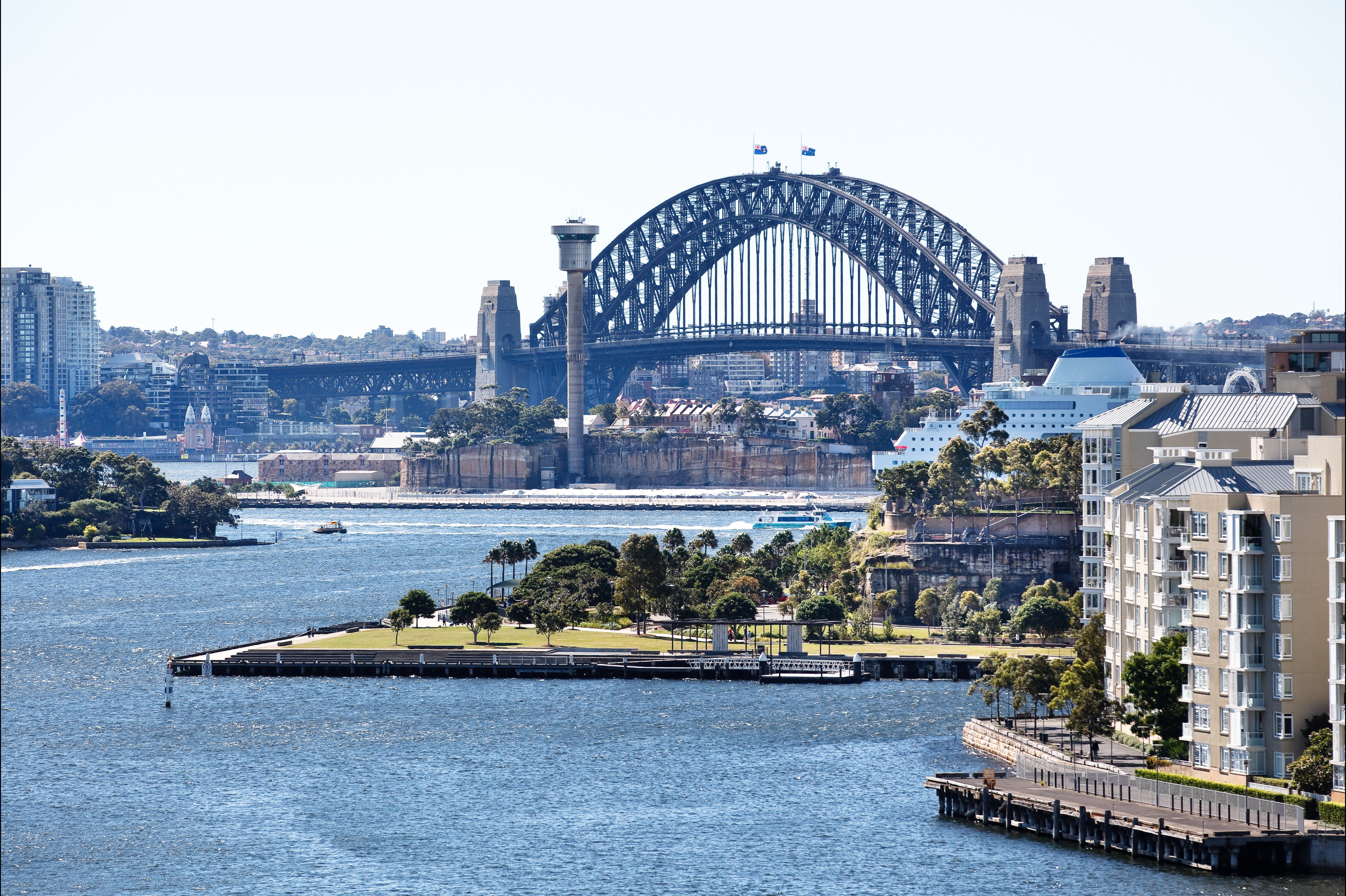 Pyrmont Point Park - Accommodation Sydney