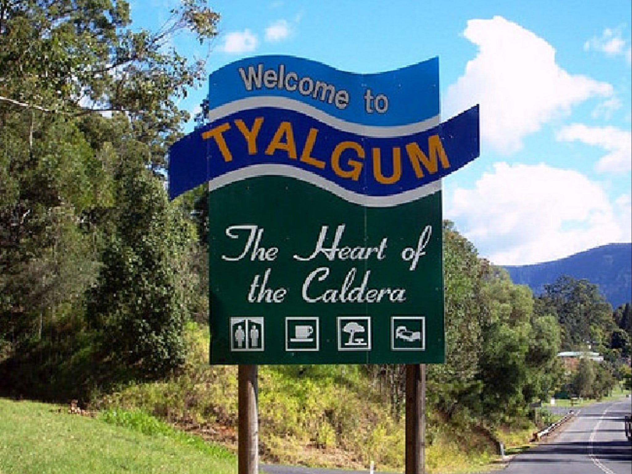 Tyalgum - Accommodation Sydney