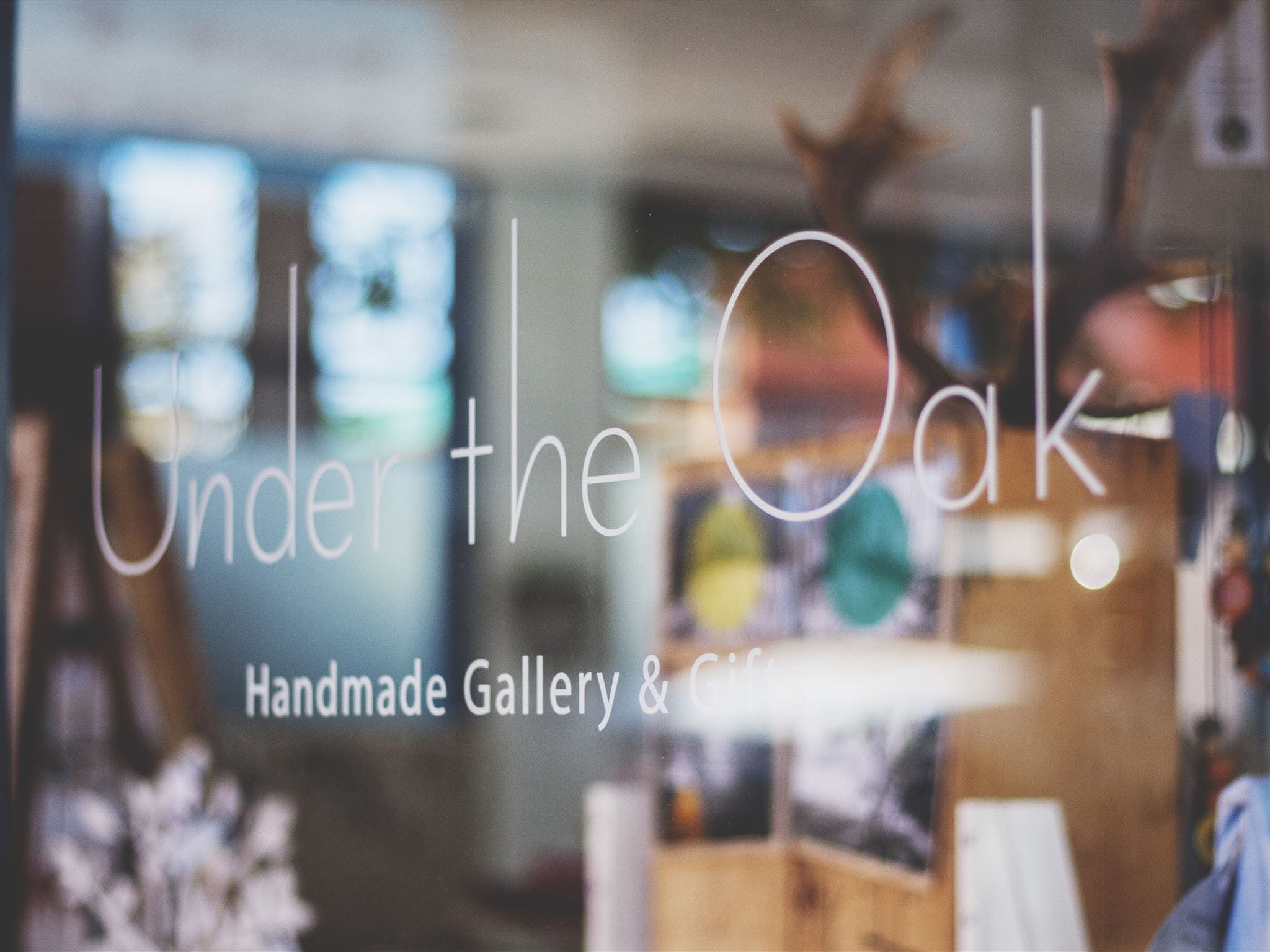 Under The Oak Handmade Gallery and Gifts - Accommodation Sydney