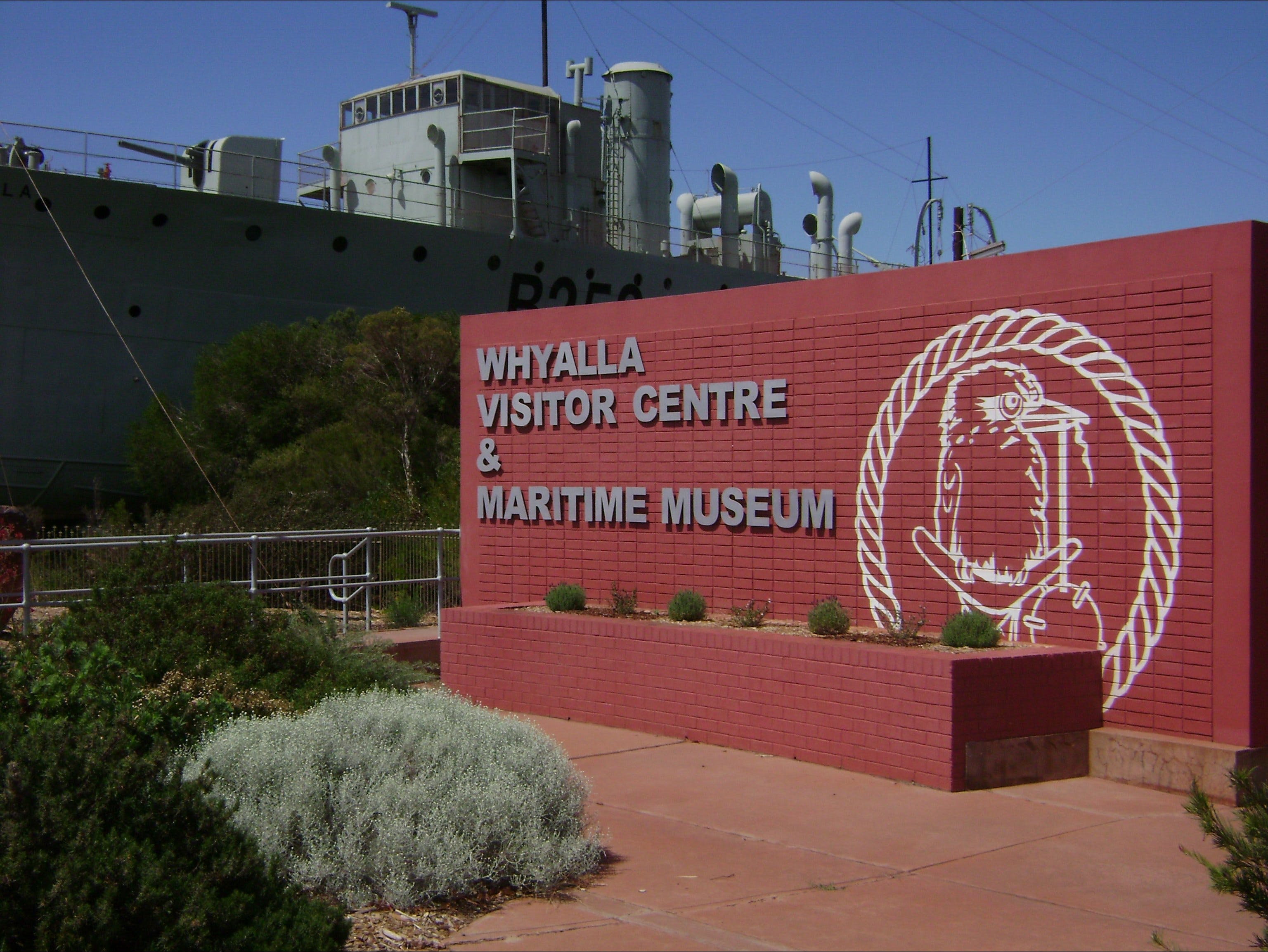 Whyalla Maritime Museum - Accommodation Sydney