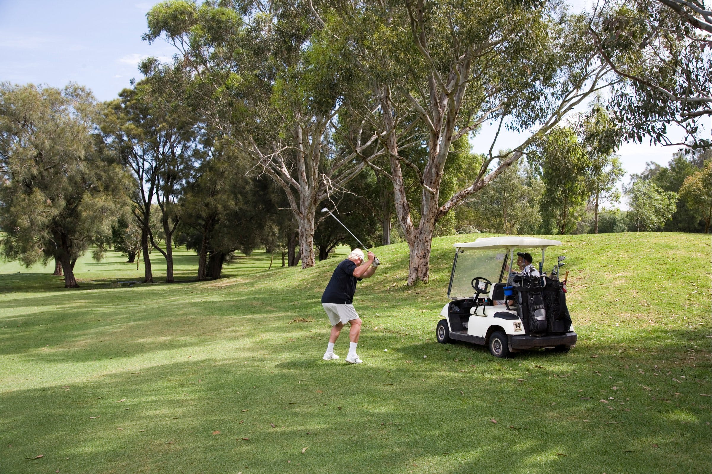 Woolooware Golf Course - Accommodation Sydney