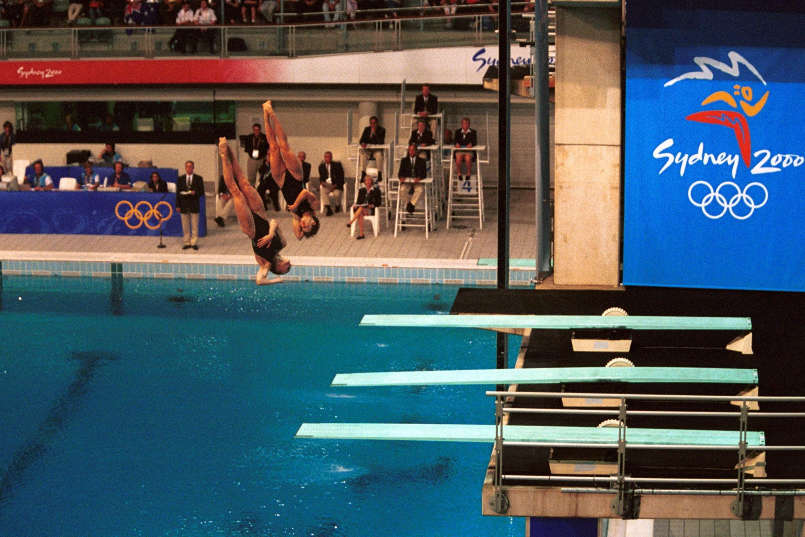 Dive Into History at Sydney Olympic Park Aquatic Centre - Accommodation Sydney