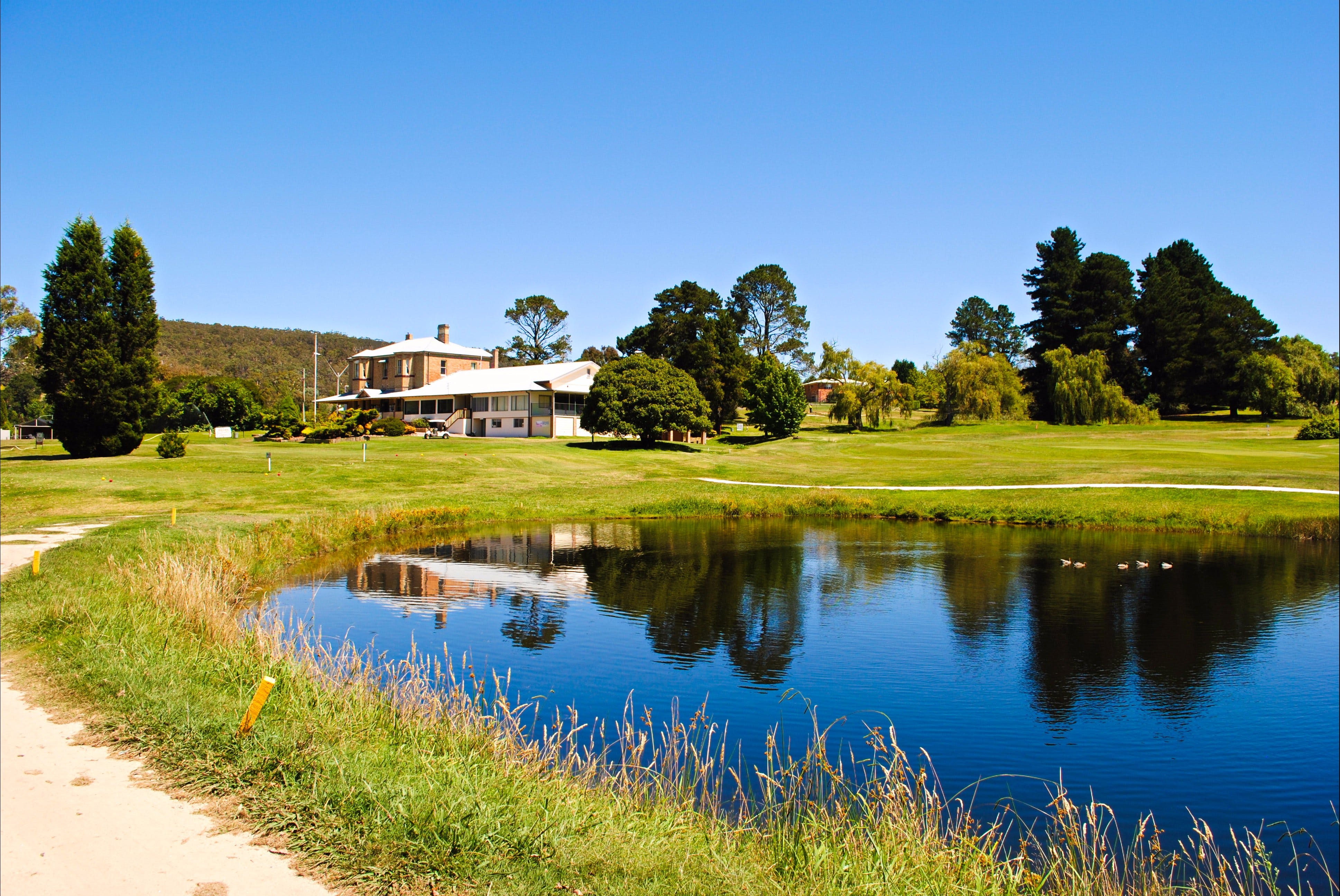FootGolf Lithgow - Accommodation Sydney