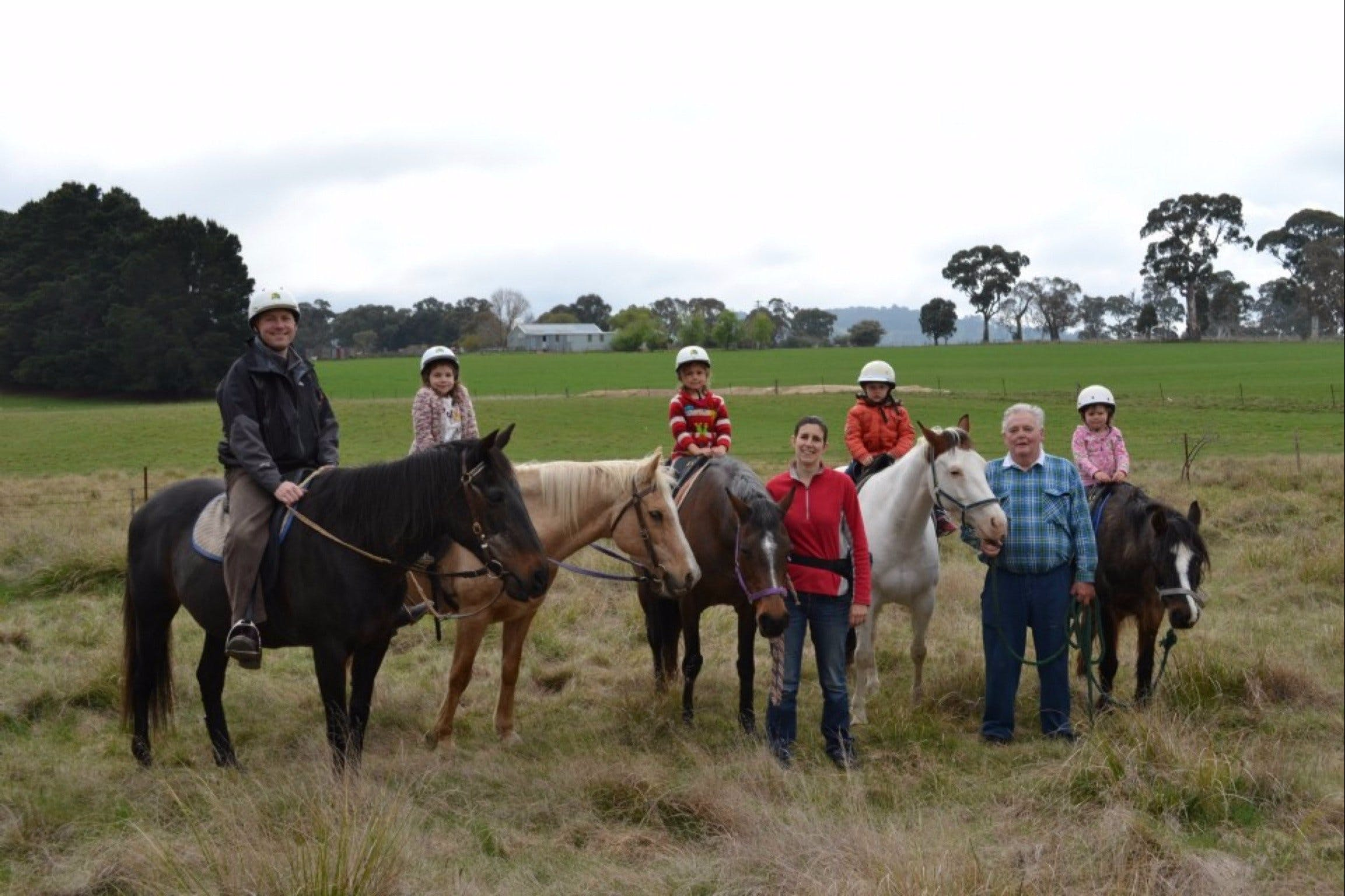 High Country Trail Rides - Accommodation Sydney