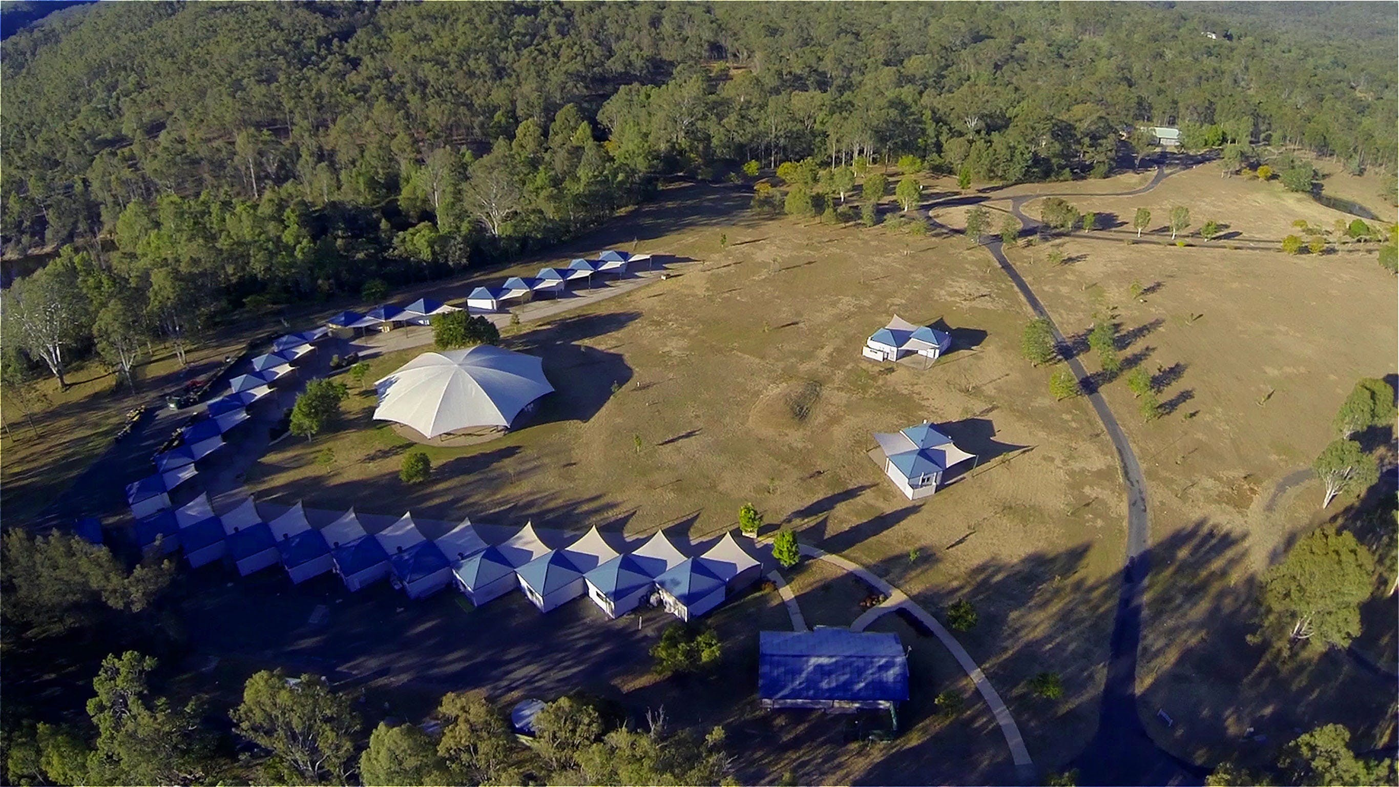 Ivory's Rock Conventions and Events - Accommodation Sydney