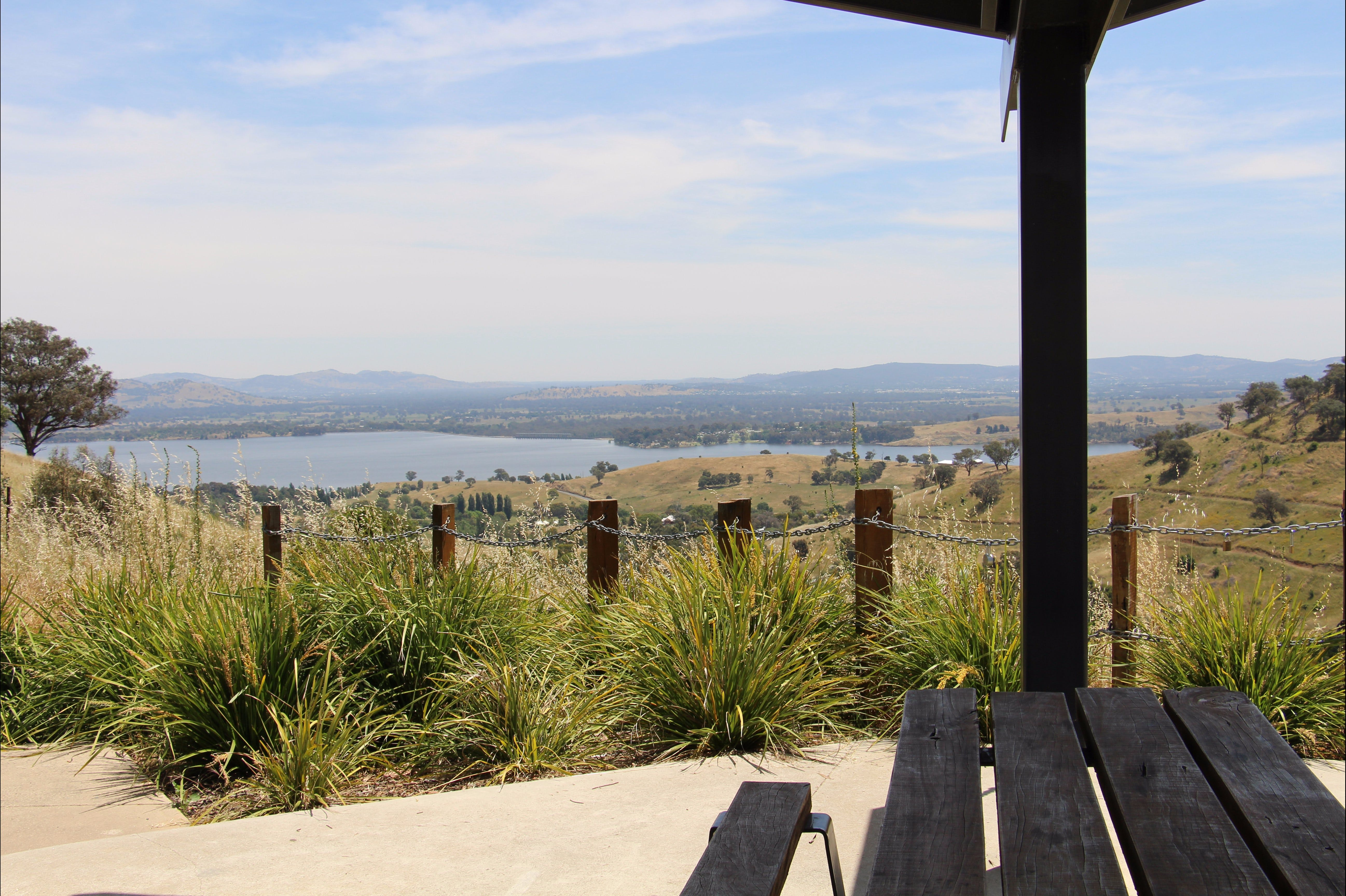 Kurrajong Gap Lookout - Accommodation Sydney