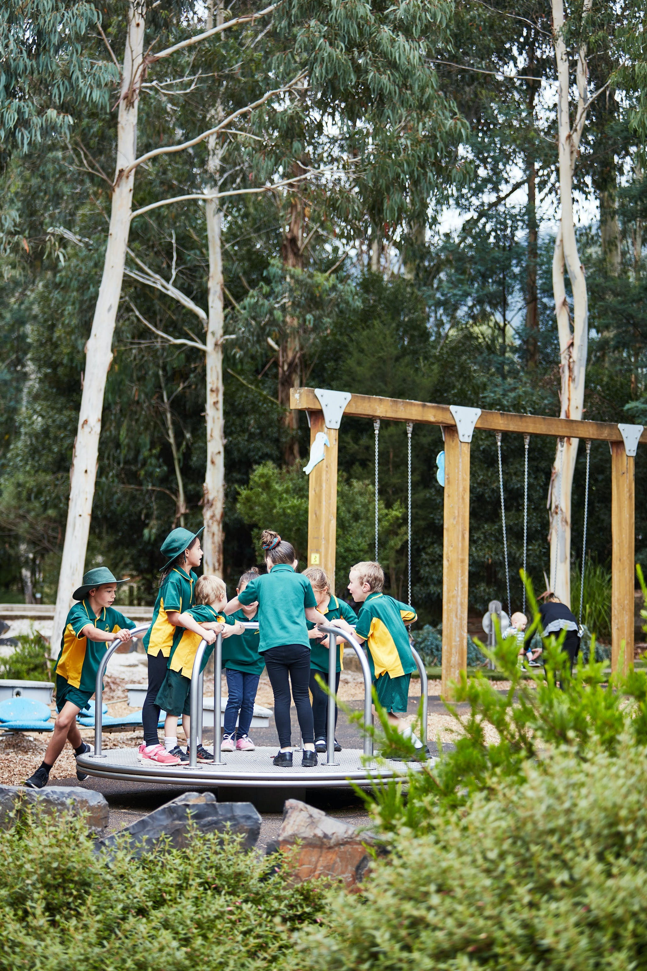 Marysville Kin Playspace - Accommodation Sydney