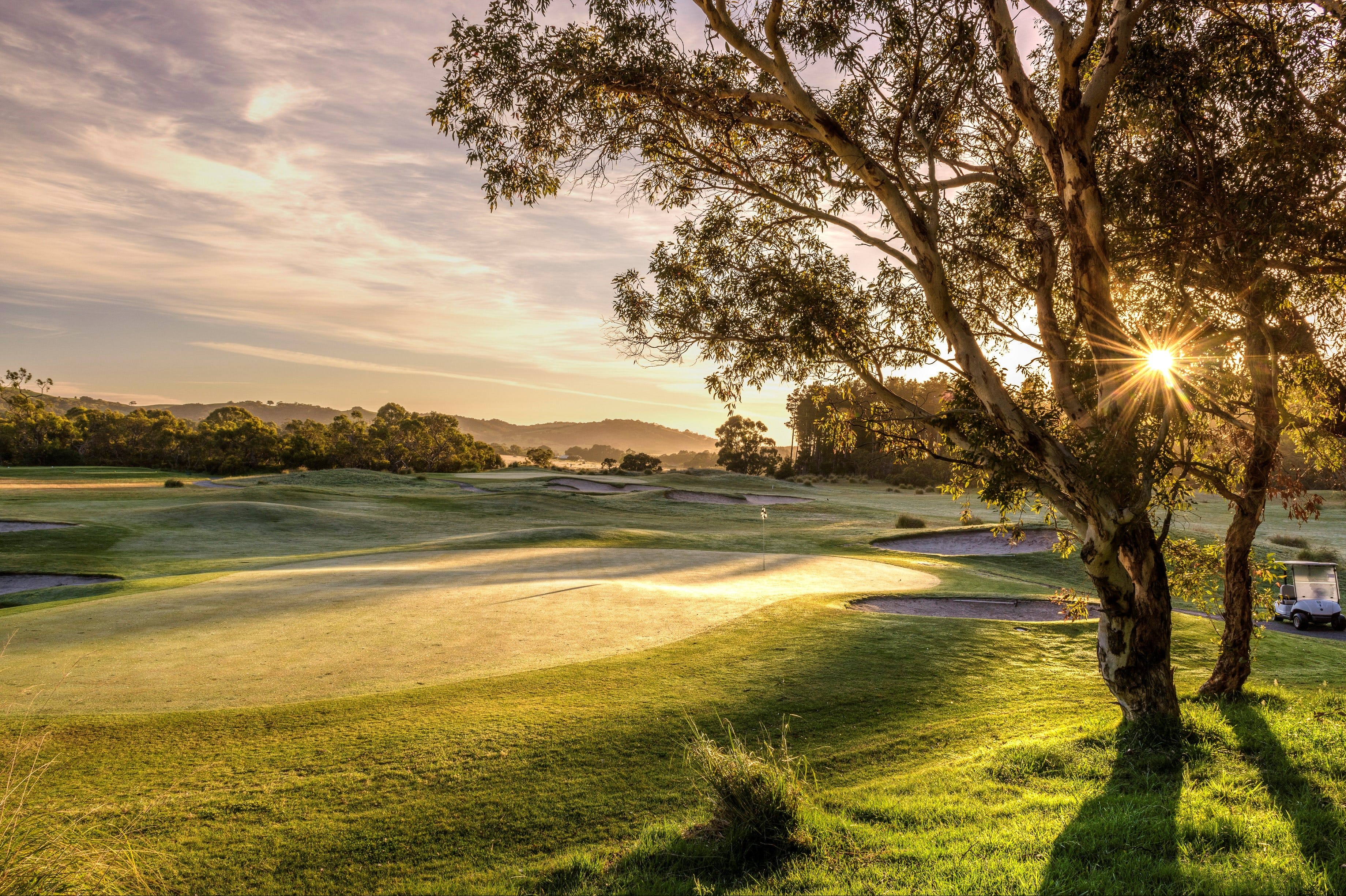 Mount Compass Golf Course - Accommodation Sydney