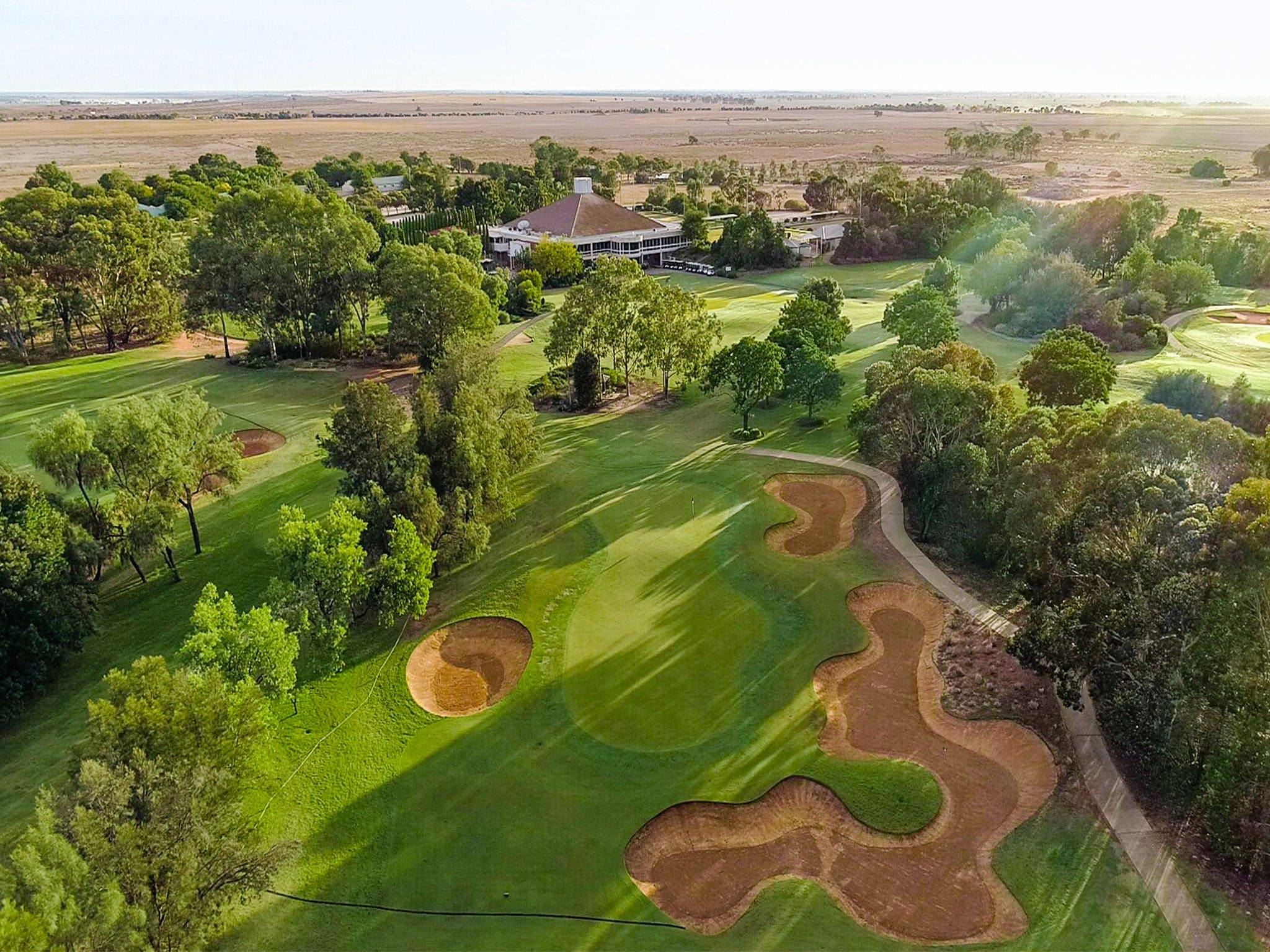 Murray Downs Golf and Country Club - Accommodation Sydney