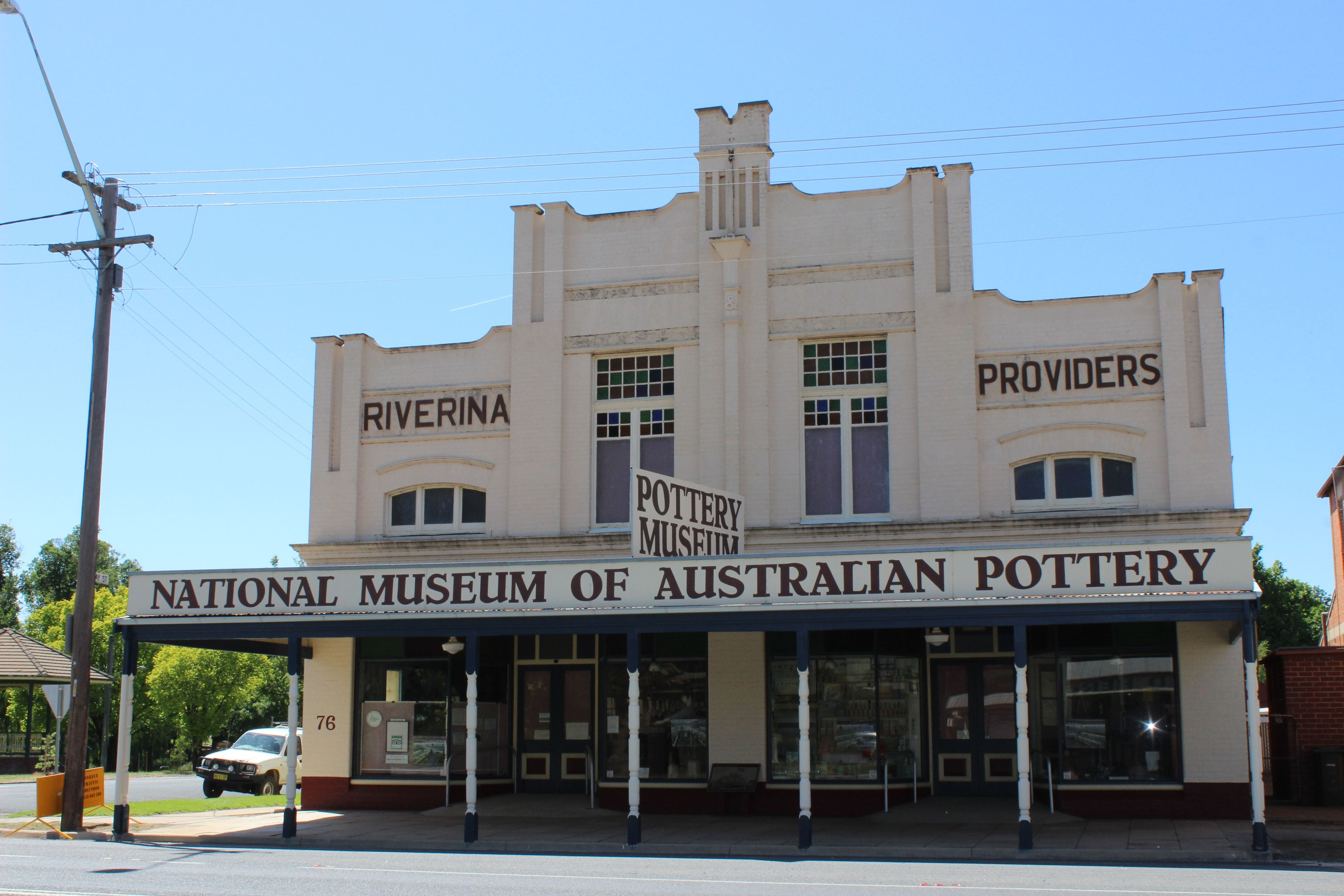 National Museum of Australian Pottery - Accommodation Sydney