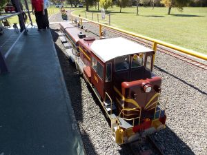 Penwood Miniature Railway - Accommodation Sydney