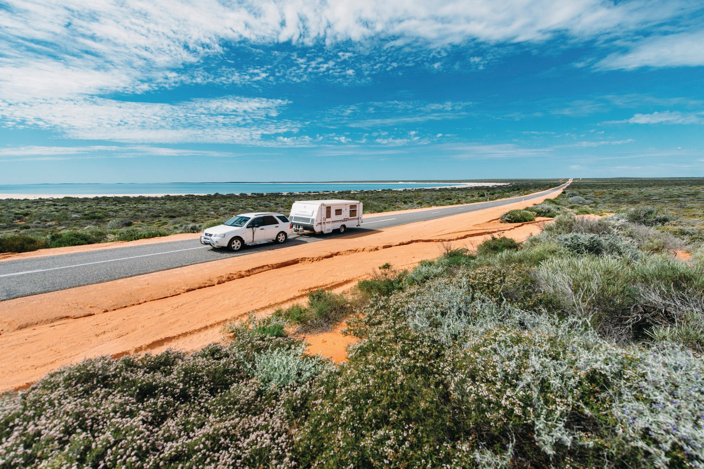 Shark Bay World Heritage Drive - Accommodation Sydney
