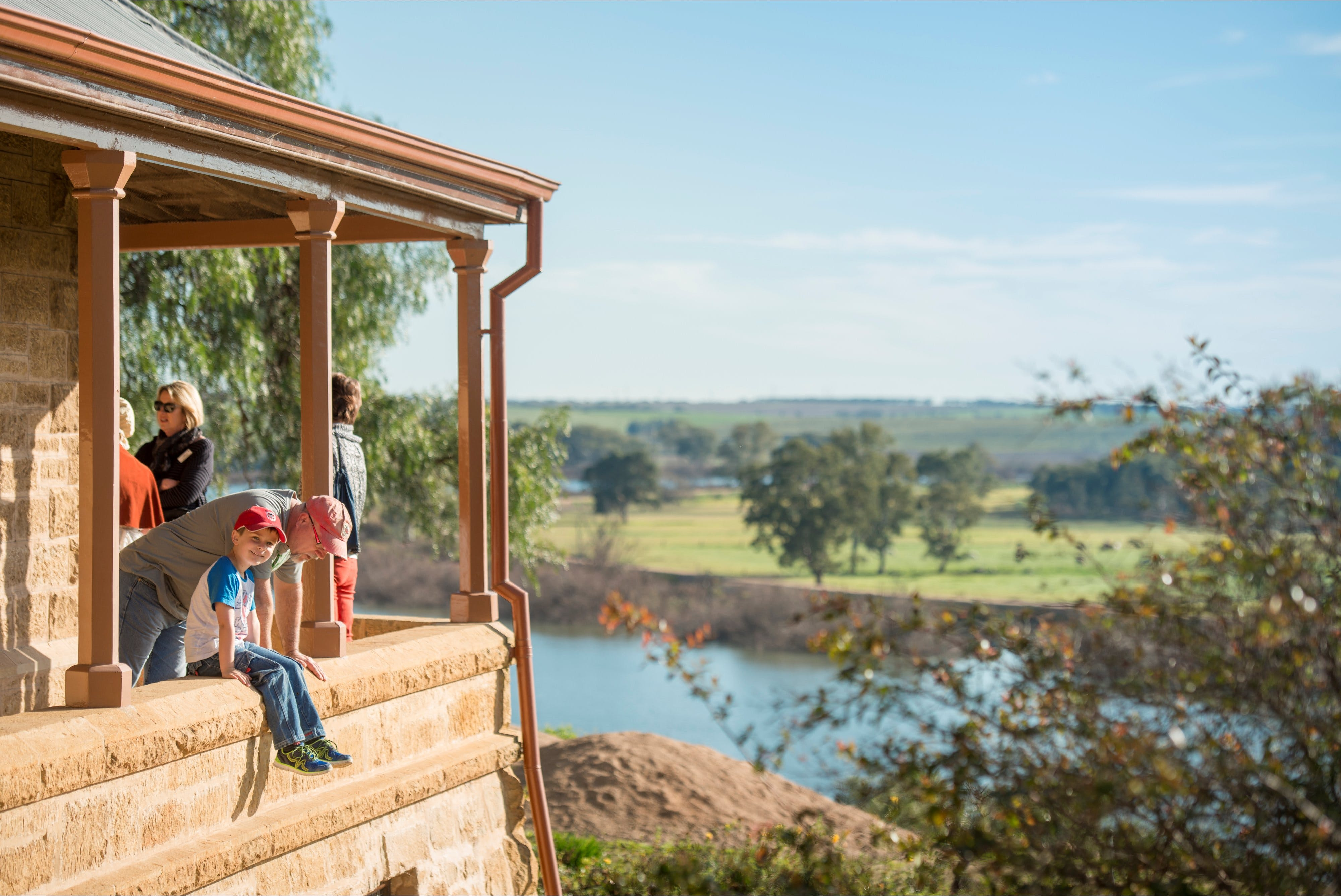 The Murray Bridge Discovery Trail - Accommodation Sydney