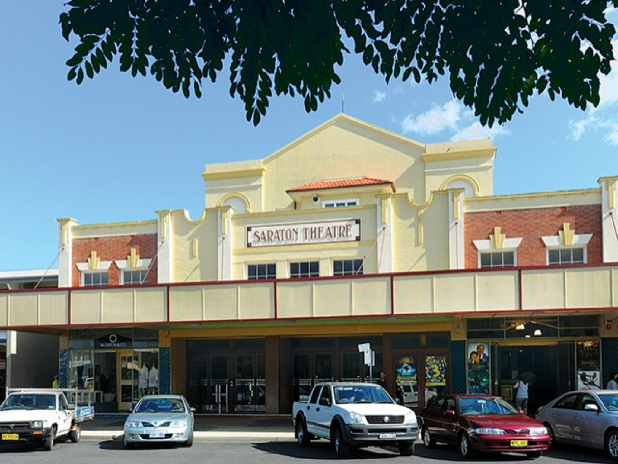The Saraton Theatre Grafton - Accommodation Sydney