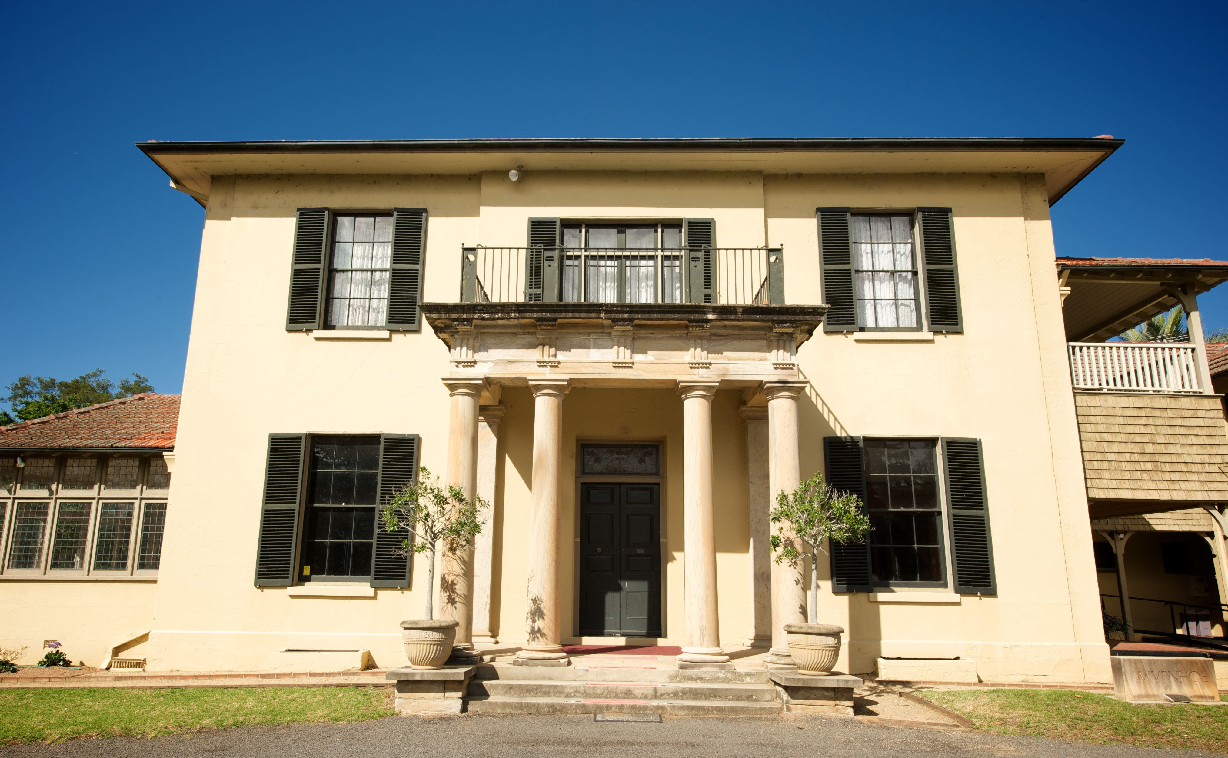 Wivenhoe House - Accommodation Sydney