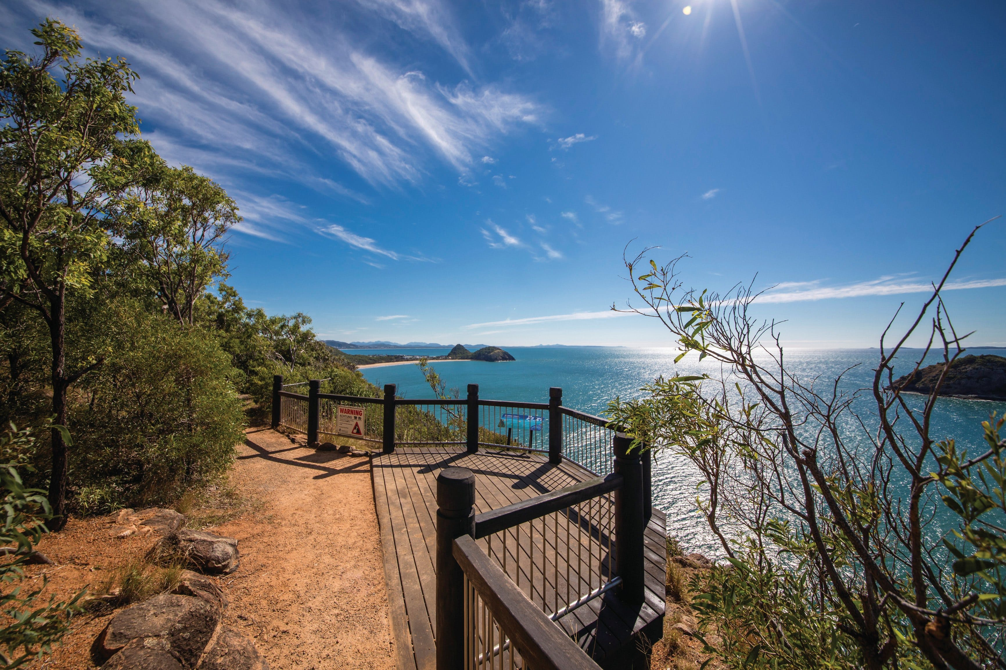 Bluff Point circuit Capricorn Coast National Park - Accommodation Sydney