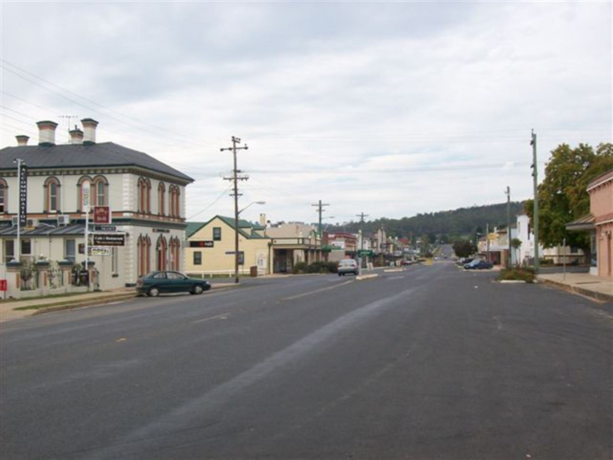 Bombala - Accommodation Sydney