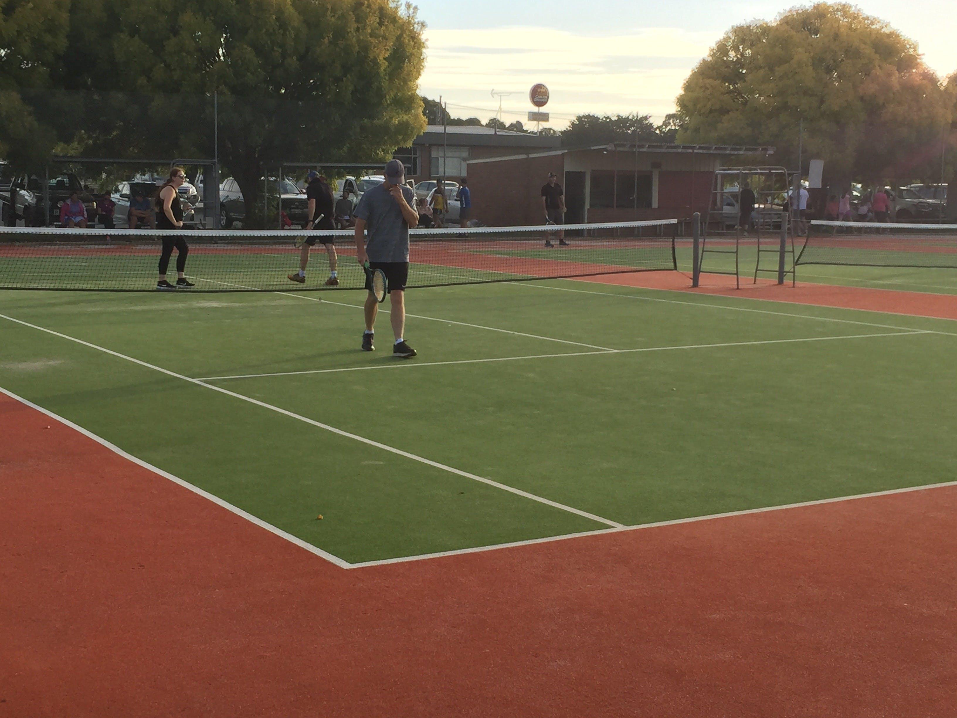 Crookwell Tennis Courts - Accommodation Sydney