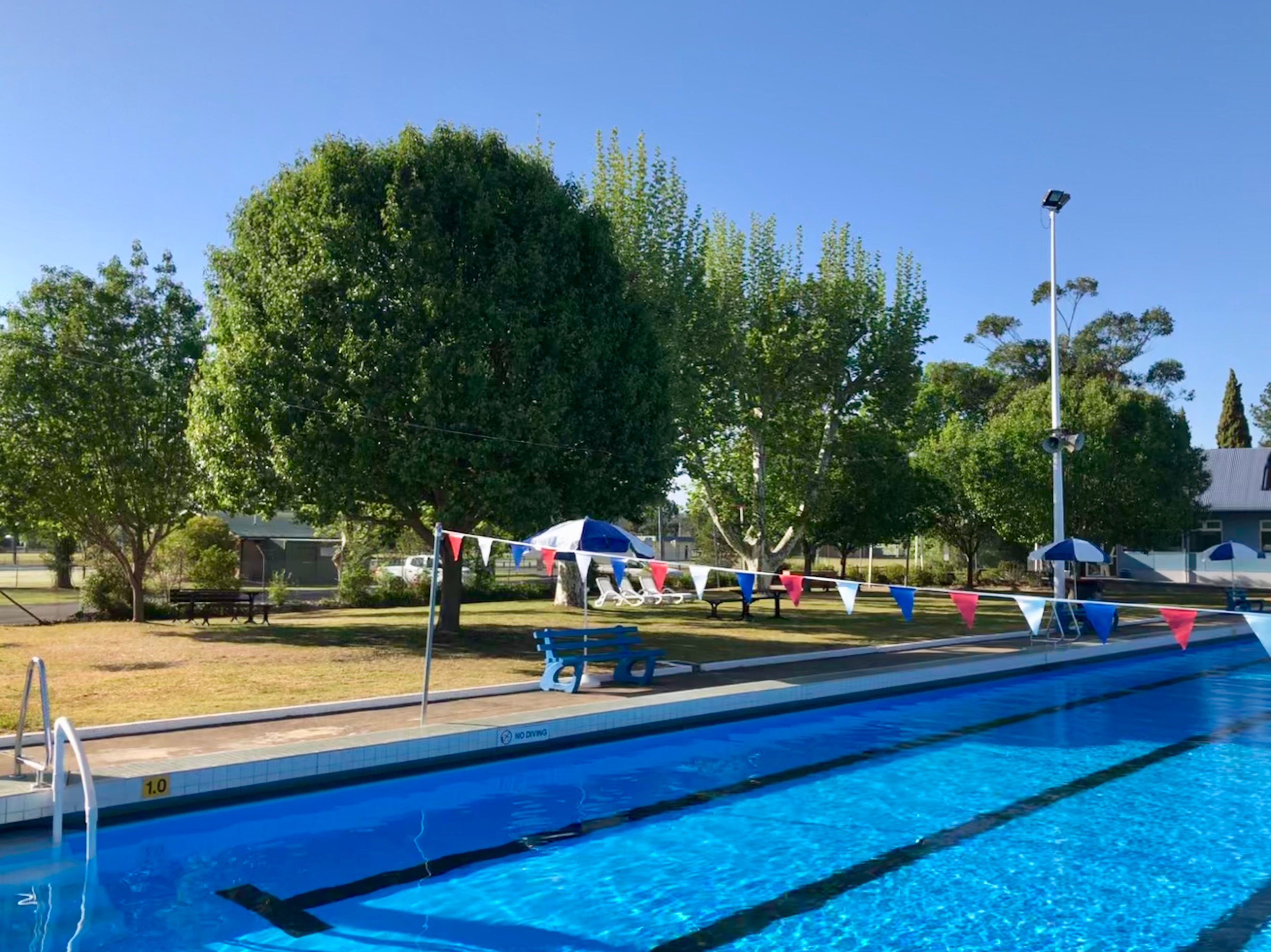 Gloucester Olympic Pool Complex - Accommodation Sydney